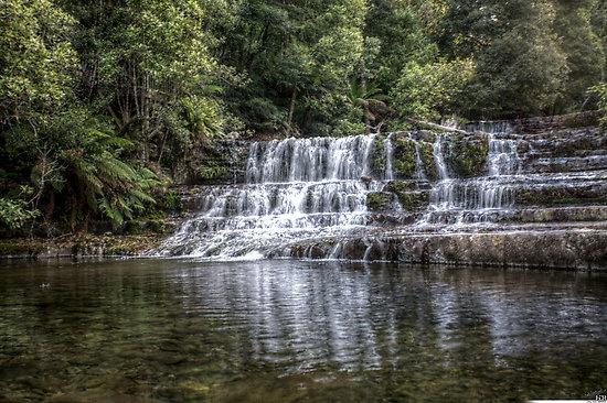 """HDR Liffey Falls, Tasmania"" by studiojunkyard   Redbubble"