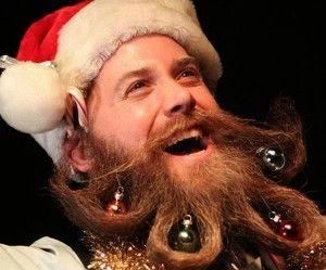 Beards like to celebrate the holidays too. | Tis The Season to be ...