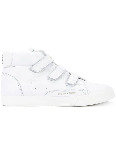 Stella McCartney loop lock Eclypse Sneakers - Nude & Neutrals farfetch marroni Casual