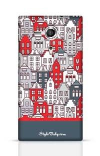 Netherlands Houses Set Sony Xperia SP Phone Case
