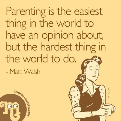 Re-pin if you agree! #parenting #quotes | Choremonster.com: