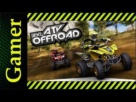 Андроид игры | 2XL MX Offroad | гонки андроид