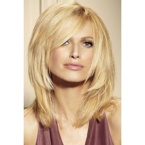 блондинка волосы по плечо фото Скачать обои и фото Danielle Kn в разрешении 1920x1200 на рабочий стол #yandeximages found on Polyvore