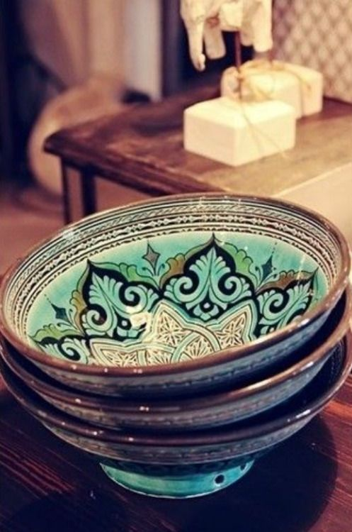 Moroccan Bowls | Curated Style