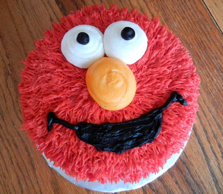 Best 25 Elmo smash cake ideas on Pinterest Elmo birthday cake