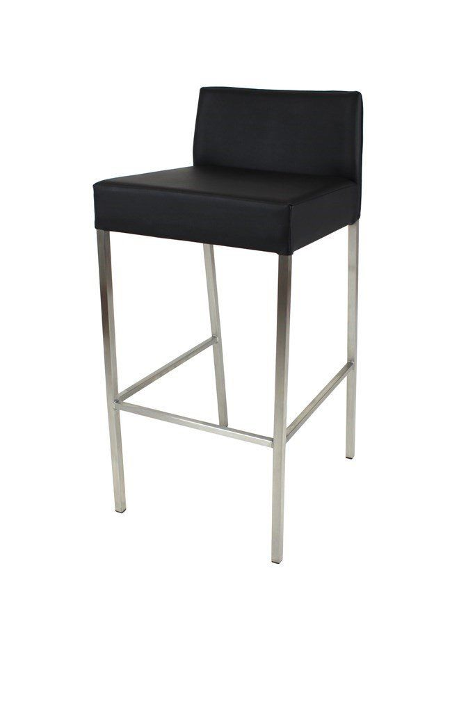 best 25 stainless steel bar stools ideas on pinterest white kitchen stools bar stools near. Black Bedroom Furniture Sets. Home Design Ideas