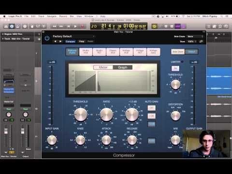 Logic Pro X Tutorial - Vocal Production - YouTube