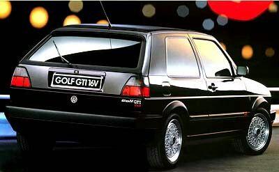 GTI, Golf, Vw
