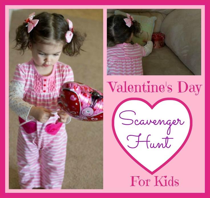 valentine's day scavenger hunt nyc
