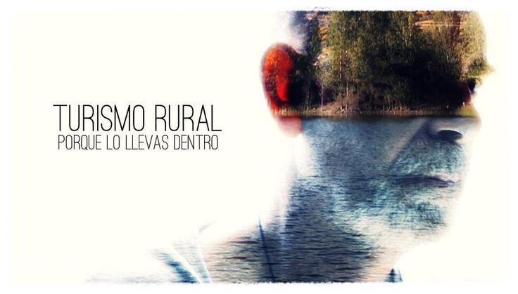 "Arrancamos Campaña Turismo rural: ""Porque lo llevas dentro"" ¿Os gusta? pic.twitter.com/6Qjw8ffSmB"