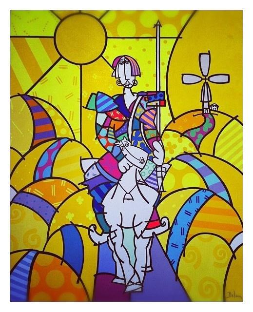 Dom Quixote.