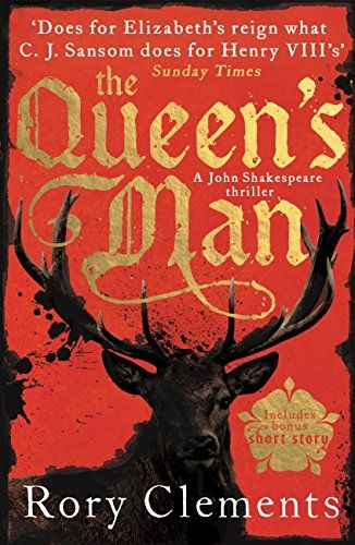 The Queen's Man: John Shakespeare - The Beginning [Kindle Edition] Rory Clements (Author) 4.5 out of 5 stars  See all reviews (117 customer reviews) Print List Price:	£7.99 Kindle Price:	£2.99 includes VAT* & free wireless delivery via Amazon Whispernet You Save:	£5.00 (63%) * Unlike print books, digital books are subject to VAT. Length: 417 pages (Contains Real Page Numbers)   Word Wise: Enabled   Don't have a Kindle? Get your Kindle here or start reading now with a free Kindle Reading App.