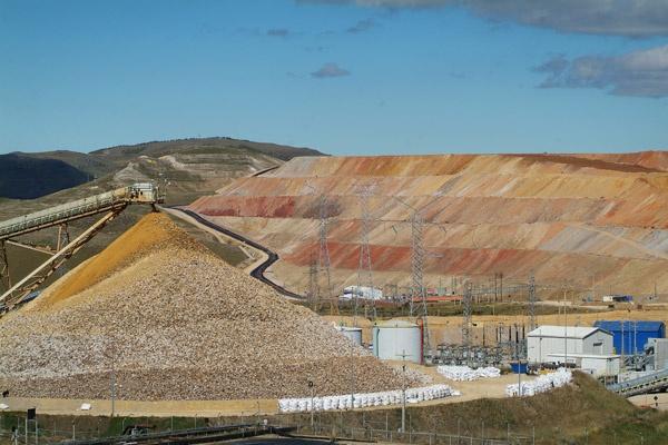 Location: Cajamarca, Peru   Gold Production In 2011: 1,293,000