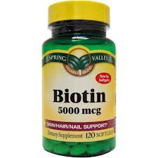 BIOTIN FOR HAIR: pros & cons, side- effects and precautions.