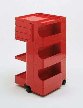 Joe Colombo. Boby 3 Portable Storage System. 1969 The tabouret that is so cool its in MOMA's collection