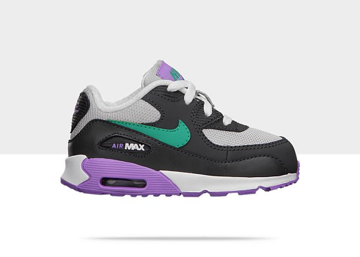 super popular 0965c dac31 51 best images about Baby stuff on Pinterest   Nike air max 90s, Girls  shoes and Personalized baby
