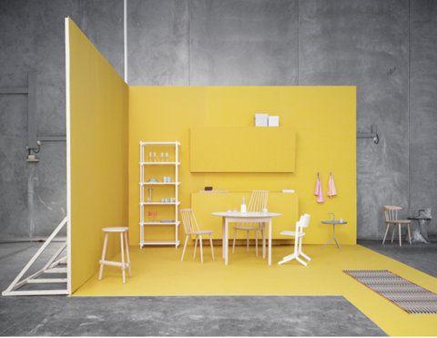 HAY 2012 collection #pastel #yellow #jaune #amarillo