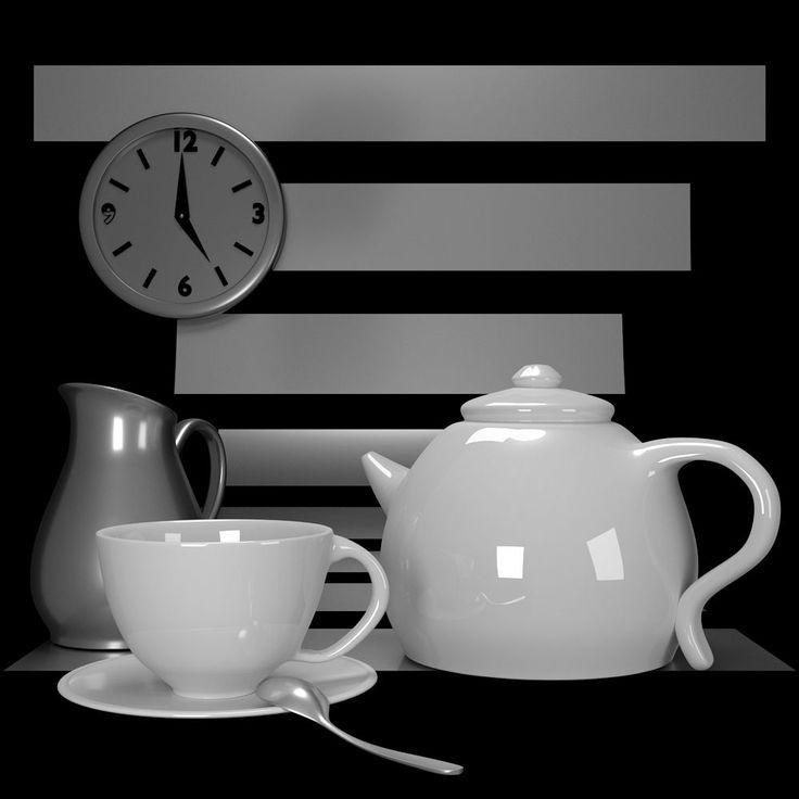 Black Tea by Vítězslav Koneval