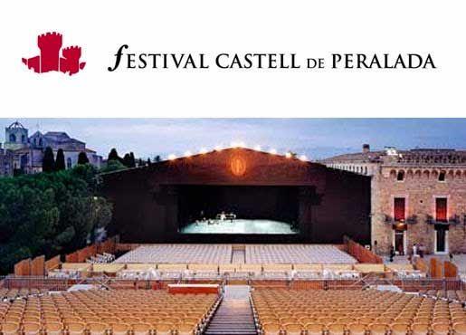 Festival Castell de Peralada - Escenari #FIMCP15 #Figueres #Empordà #CostaBrava #Girona #VisitFigueres