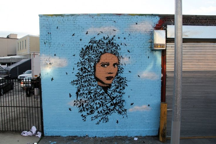 ICY and SOT: Stencil Artists from Iran - JOQUZ