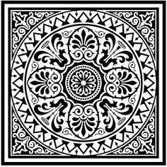carpet stencil - Поиск в Google