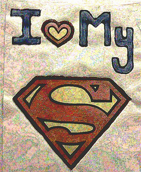 You are my superman :) I your Lois Lane