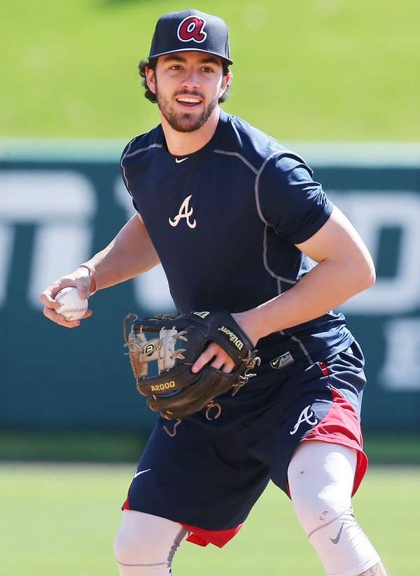 Dansby Swanson My God Hes Beautiful
