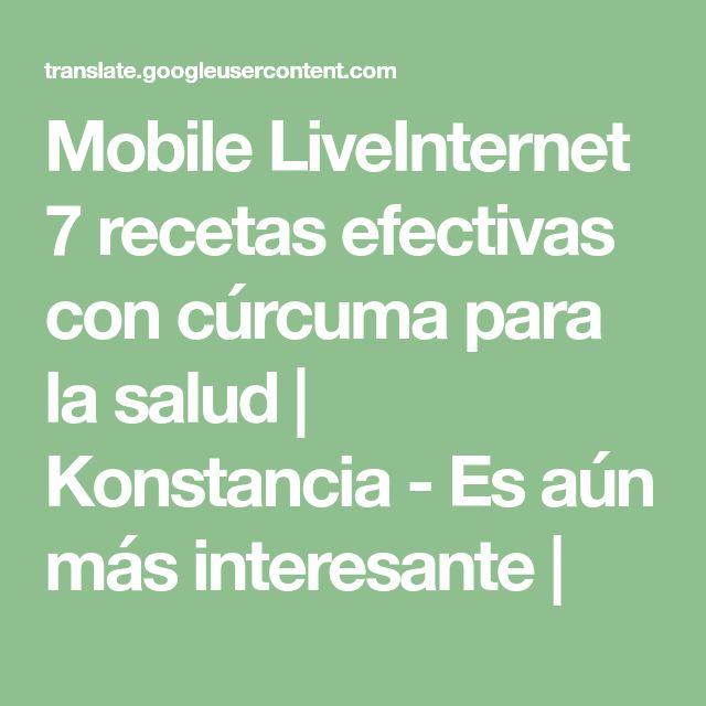 Mobile LiveInternet 7 recetas efectivas con cúrcuma para la salud   Konstancia - Es aún más interesante  