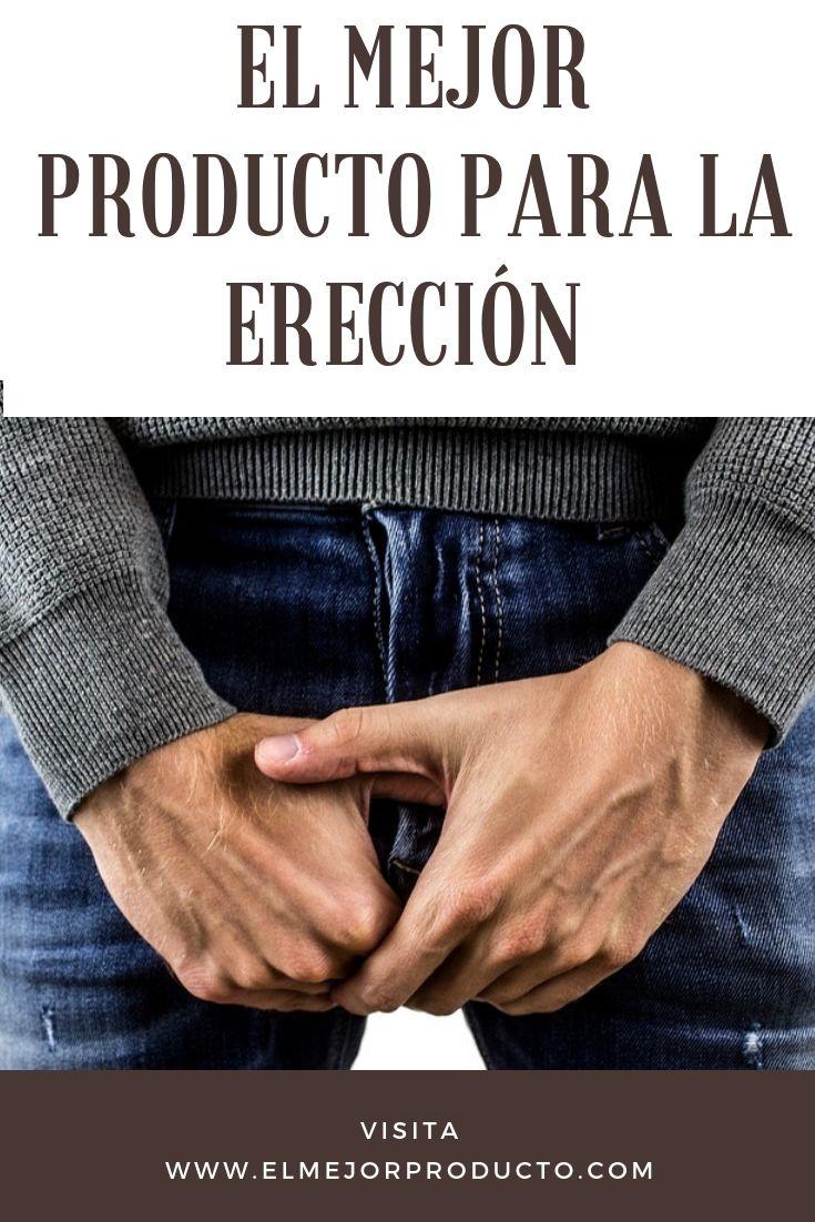 pene hombre en erección