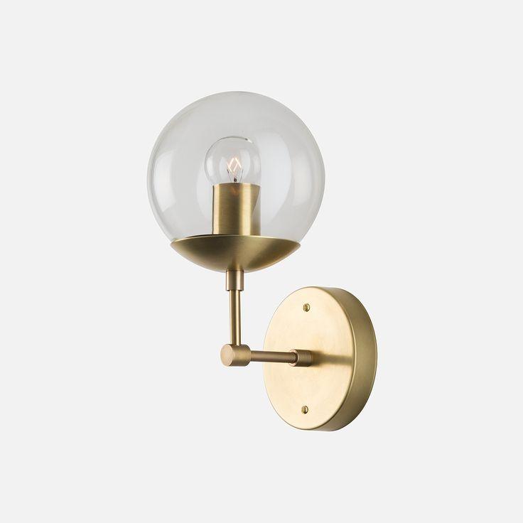 Ellerbe Sconce   New Lighting   Schoolhouse Lighting