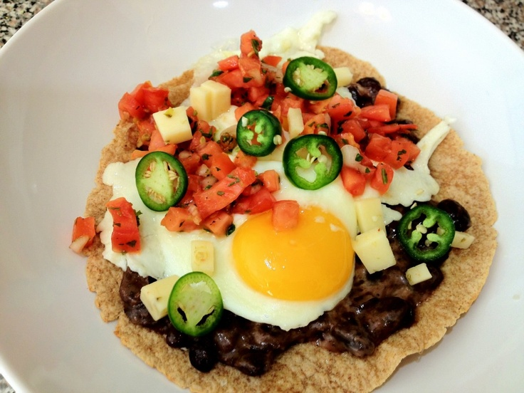 ... about Eggs on Pinterest | Smoked salmon, Huevos rancheros and Spinach