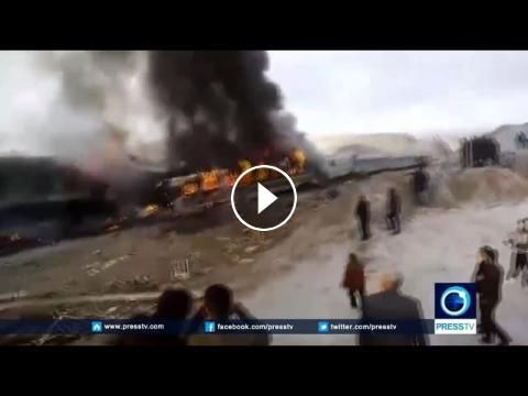 Two trains collide in north-central Iran, kill 31: Two passenger trains have collided at a station in Iran's north-central province of…