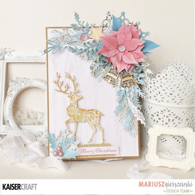 ScrapMan: Christmas Wishes- DT Kaisercraft