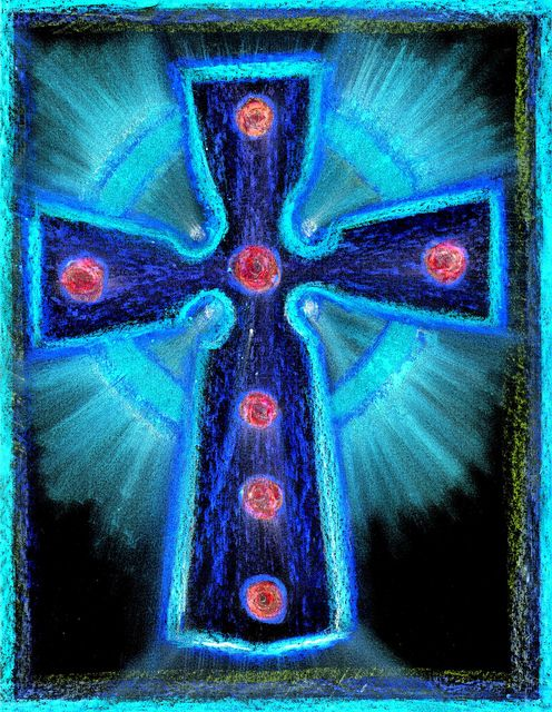 celtic cross art projects for kids - Google Search