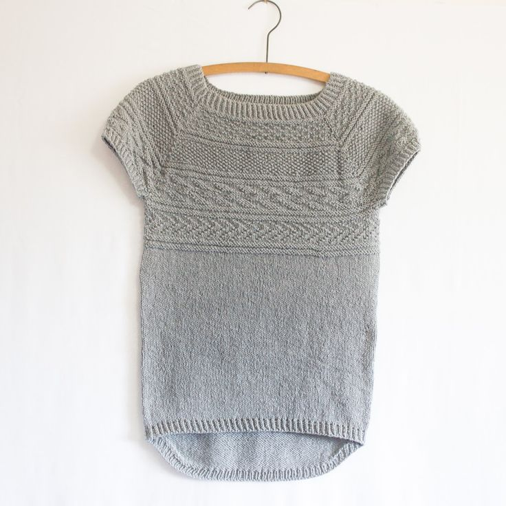 Knitting Pattern Vest Top : The 25+ best ideas about Knit Vest Pattern on Pinterest Knit vest, Knit shr...