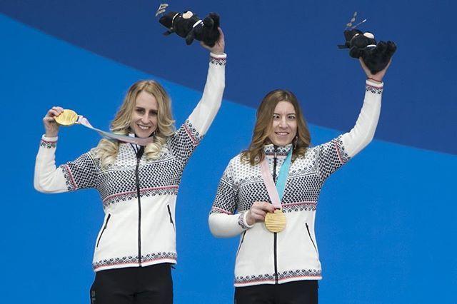 Obrovská radosť!  Henrieta Farkašová s navádzačkou Natáliou Šubrtovou získali na zimných paralympijských hrách v Pjongčangu už štvrté zlato.  Budú mať aj piate? DRŽÍME IM PALCE