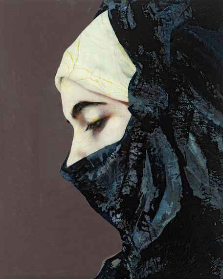 Lita Cabellut - Secret behind the veil 14