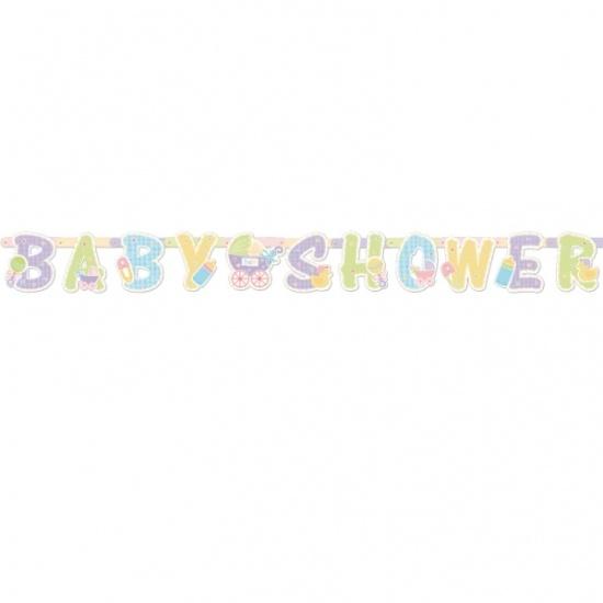 Banner Baby Shower i gruppen Baby | Dop | 1år / Dekorationer Baby /  Babyshower hos Celebrations.se (129997)