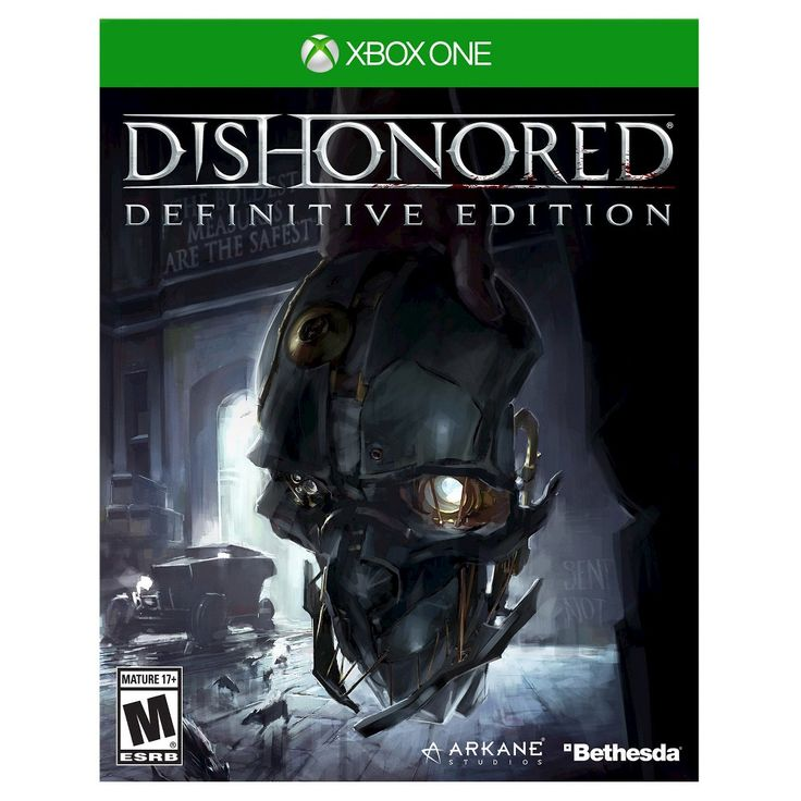 Dishonored Definitve Edition PRE-Owned (Xbox One)