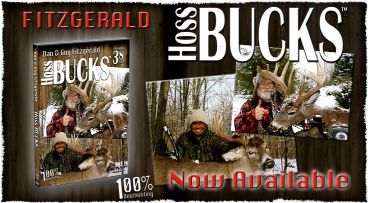 Welcome To Team Fitzgerald Outdoors, Guy & Dan Fitzgerald, Deer Scents, Bowhunting Videos, Wild Game Sauces, Seminars, Deer Scents, Buck Calls, etc.