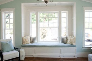 formal living room- transition windowbox into a window seat