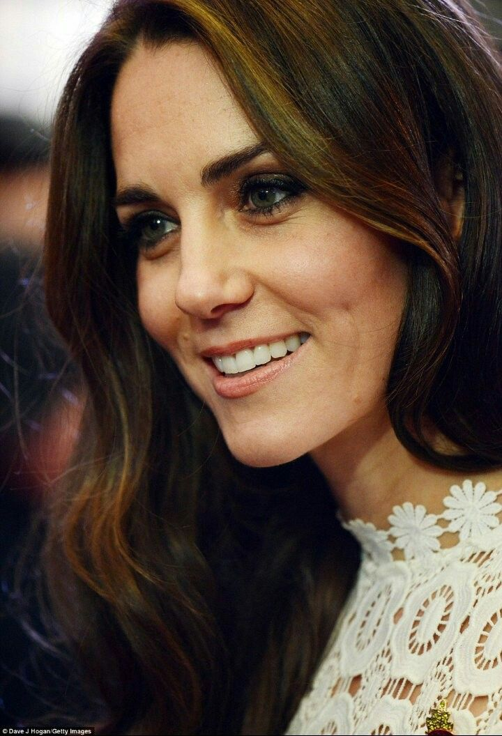 """The Duchess of Cambridge at the premiere of """"A Cat Named Bob"""""""