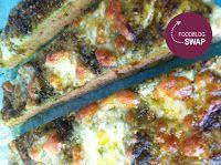 Recept: Focaccia mozzarella-pesto