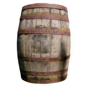 Old Wooden Barrel Prop - http://thegoodgreatsby.com/2011/07/05/a-barrel-of-laughs-no-just-a-barrel/