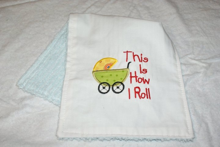 Baby Burp Cloth With Funny Expression Saying: 19 Best Things I Have Made Images On Pinterest