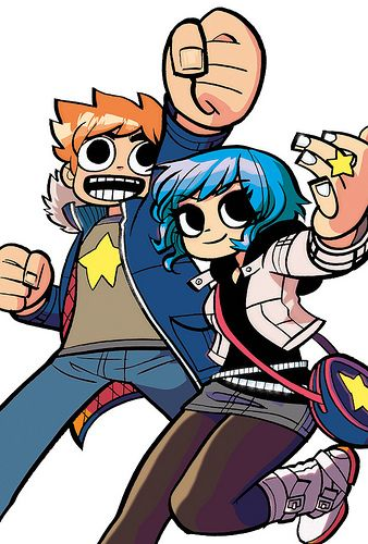 Scott Pilgrim and Ramona, Rock Rock on!