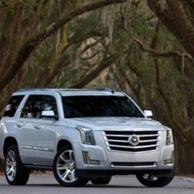 Ext Cadillac: 22 Best CADILLAC ESCALADE EXT Images On Pinterest