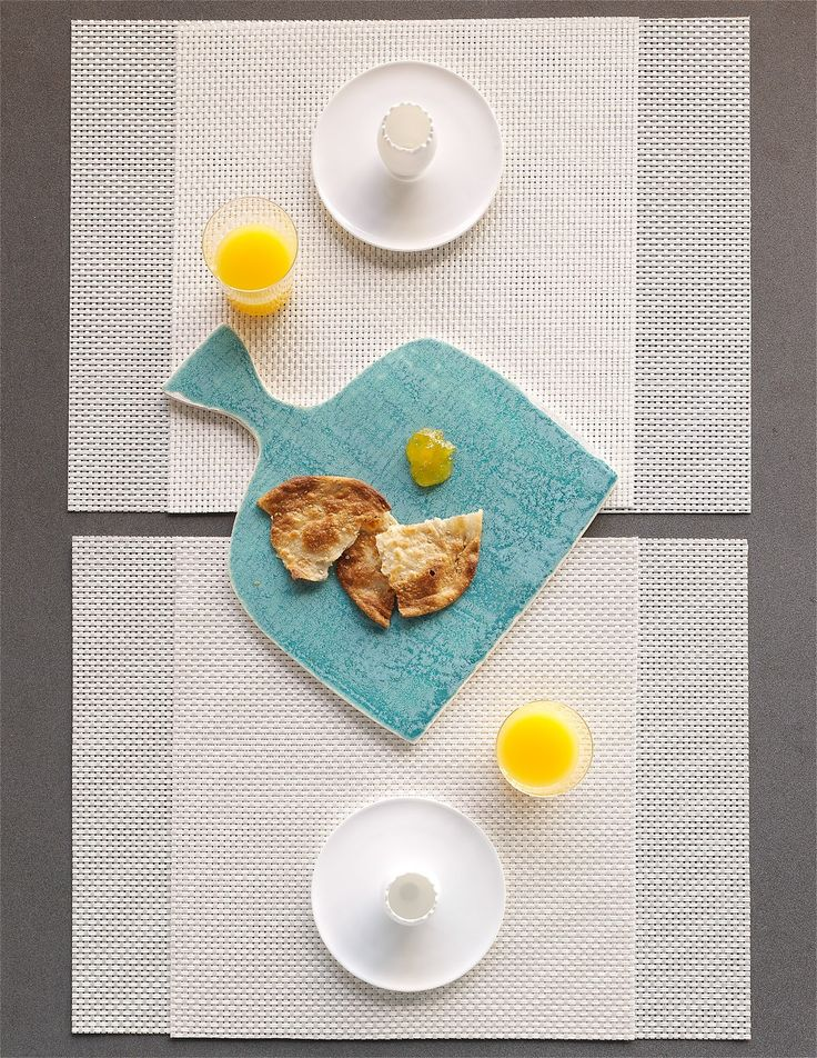 chilewich placemats in basketweave and mini basketweave are easy to mix and match in many shapes and sizes making them ideal for table
