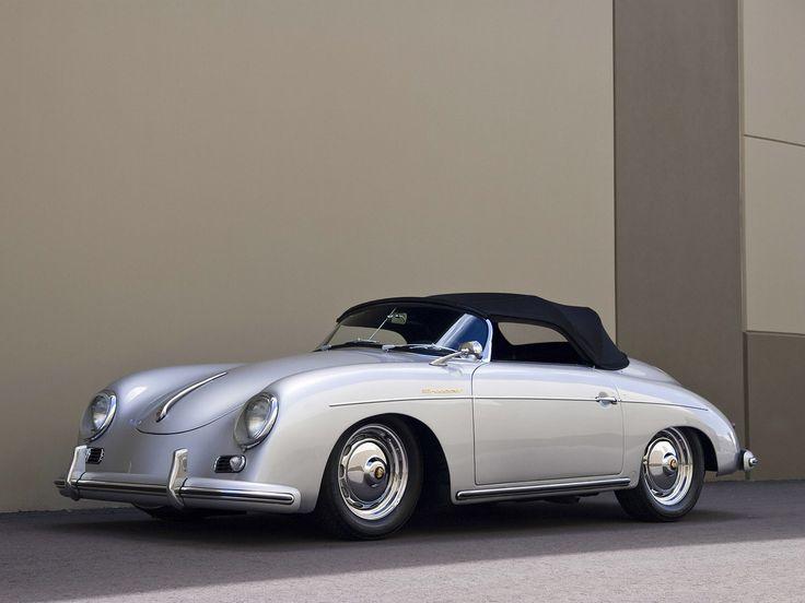 1957 Porsche 356 A 1600 Super Speedster Auto Pinterest