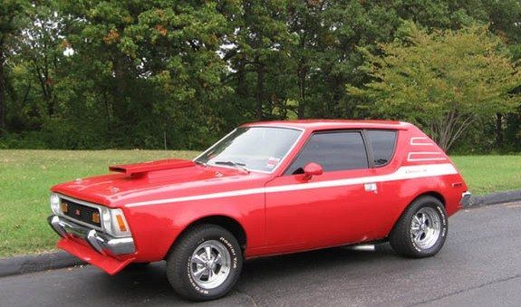 OH yes!  Gotta love the Gremlin!  1971 AMC Gremlin 360 4bbl/727 auto